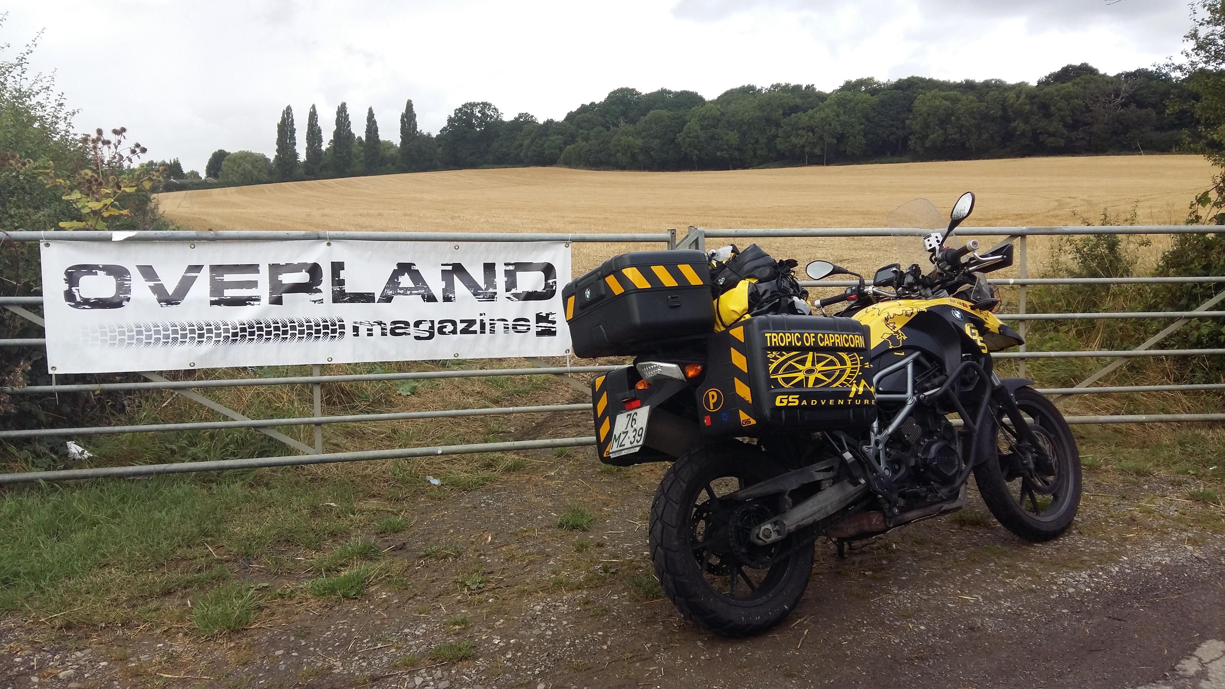 Overland Event 2016