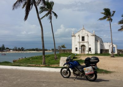 Saint Francis Chapel at Mozambique Island