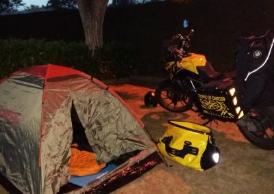 Camping Cannes, France