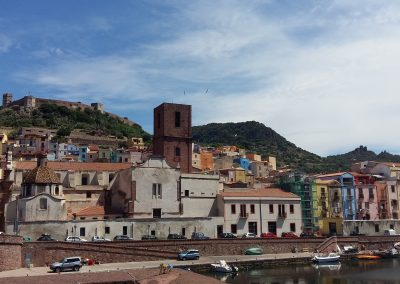Bosa, Sardegna