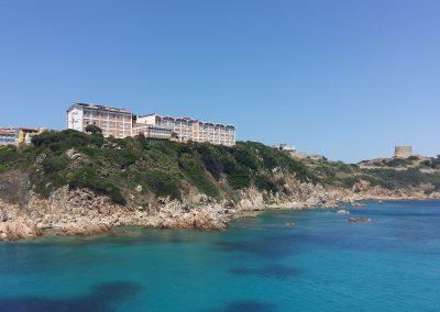St. Teresa de Galura, Sardegna