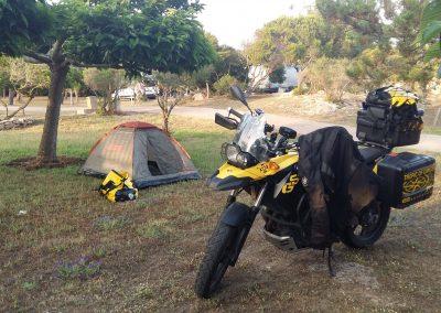 Camping Porto Torres, Sardegna, Italy