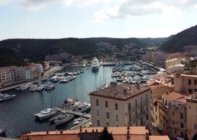 Porto St. Bonifacio, Corsega
