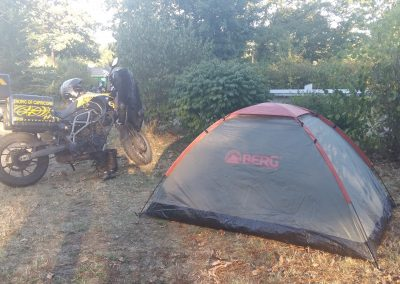 Camping Le Mans
