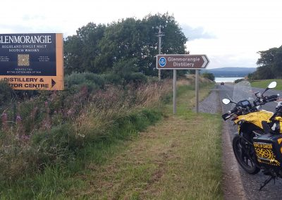 Scottish Whisky Route