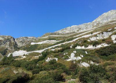 Road to Passo St. Gottardo