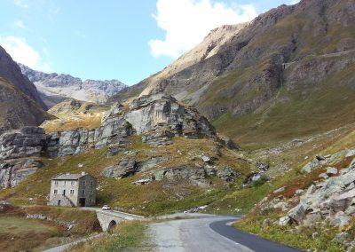 Descending Col de L´Iseran