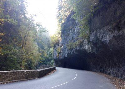 Grenoble Gourges National Park du Vercors