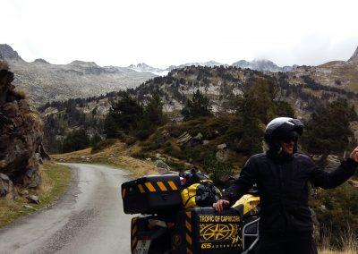 Highest Mountain in Pyrenees, Pico Aneto