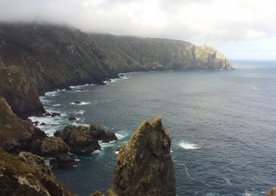 North West Highest point of Iberian Peninsula Latitude