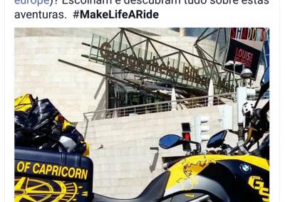 Instagram BMW Motorrad Portugal