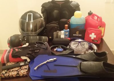 Gear Kit Mozambique