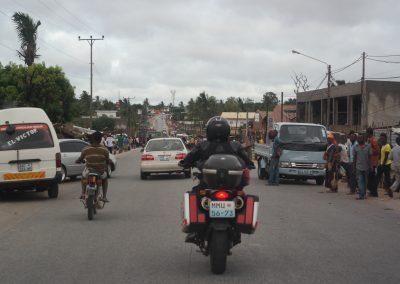 Arrival Nampula