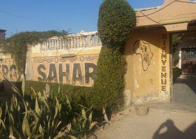 Auberge Sahara in Nouachott