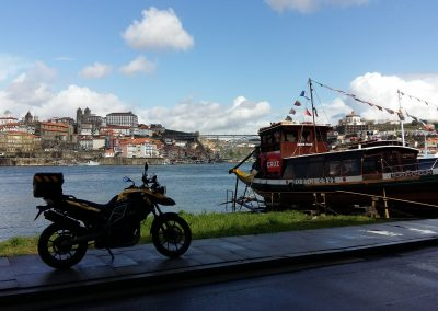 Starting from Porto