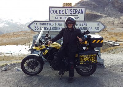 Highest Paved Road of the Alps