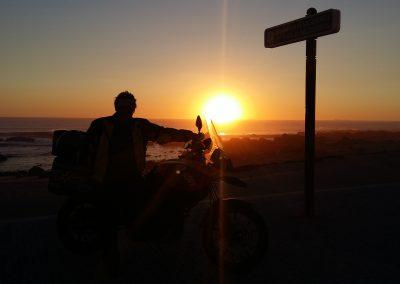 End of Expedition, Salgueiros Beach, V.N. Gaia, Portugal