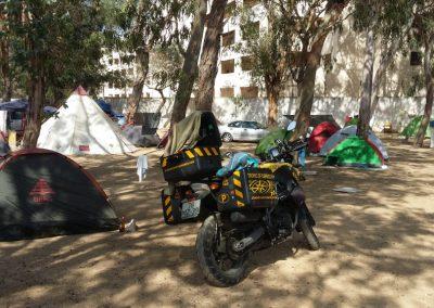 Camping Lagos