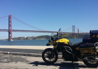 Ponte 25 Abril, Lisbon