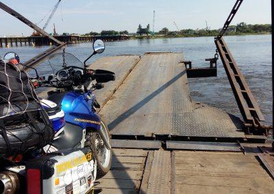 Border Barge