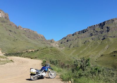 Moving Up to Lesotho