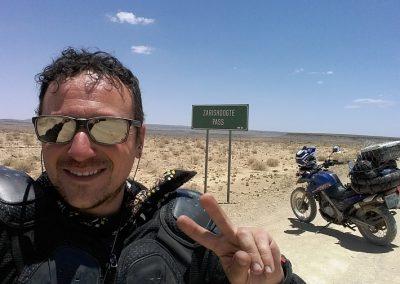 Zarishoogte Pass Namibia