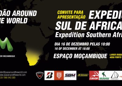 Invitation Expedition Southern Africa 360