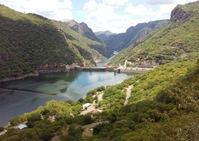 Cahora Bassa Dam.
