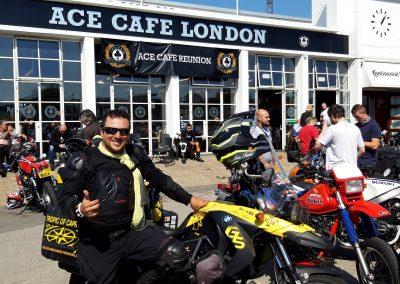 @Ace Cafe London