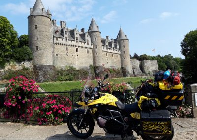Castle of Josselin