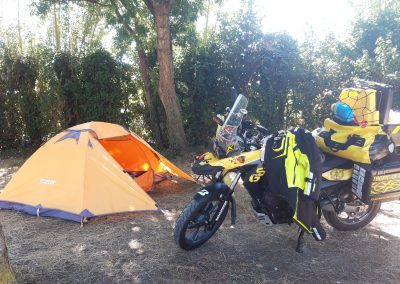 Phare Oest Camping,