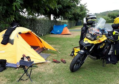 St. Pee Nivelle Camping, Pays Basque, South France