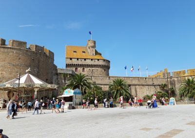 Fortress of St. Malo