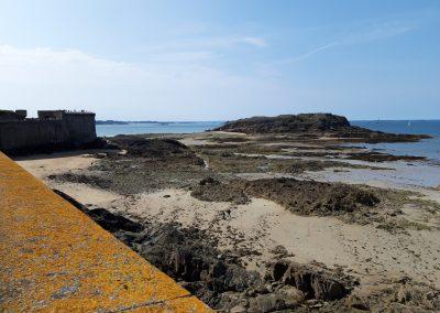 Saint Malo Bay