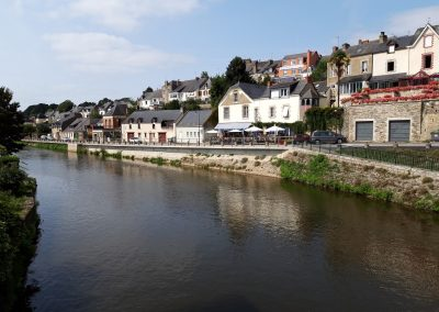 riviera of Josselin