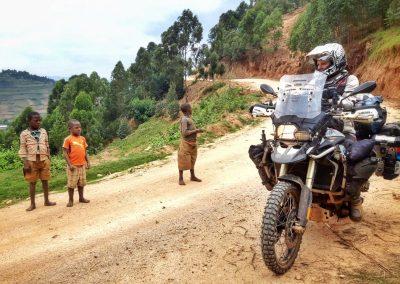 Children of Bwindi moment