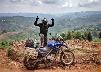 Top of Uganda
