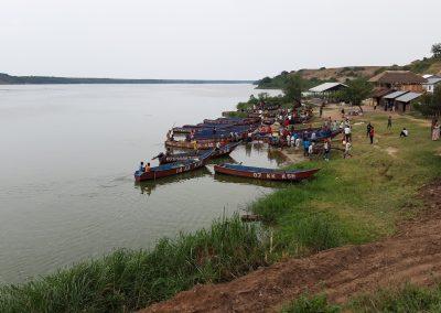 Katunguru Fishermen Village