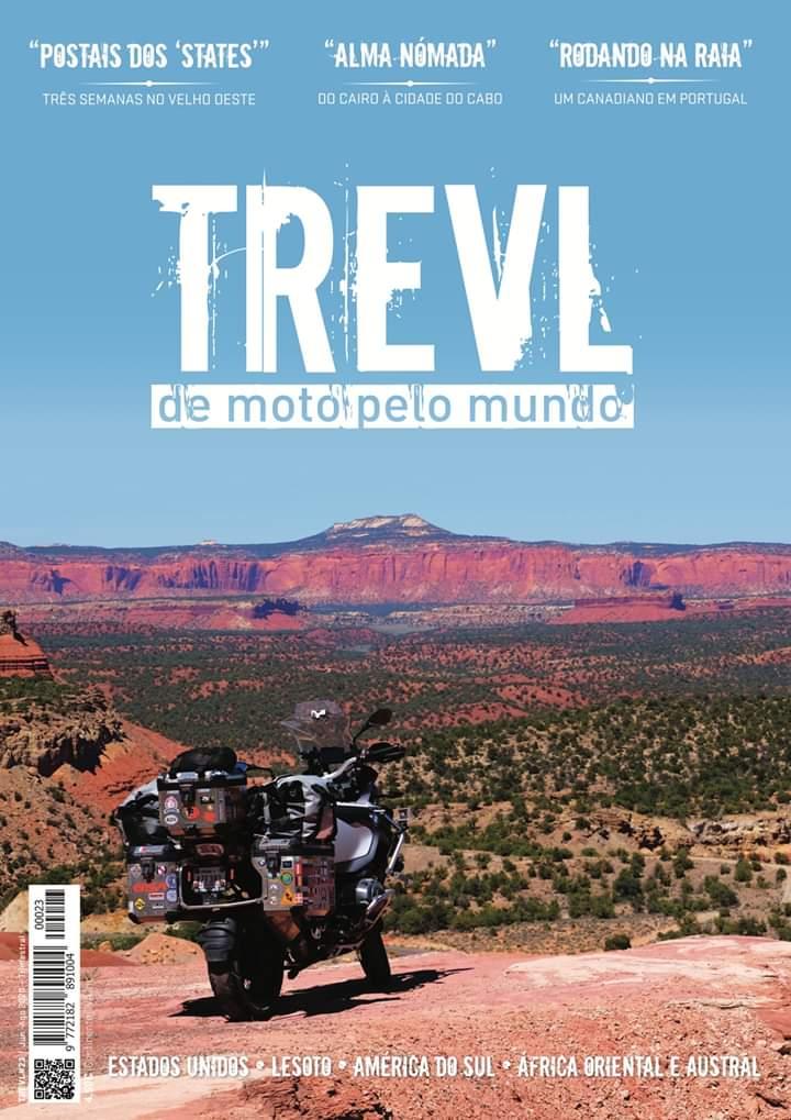 Trevl Cover n.23