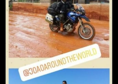 Falco Joao Around the World